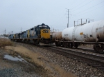 CSX 1509, 1504, 2557 & 1520